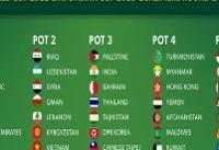گروه دشوار ایران در مقدماتی جام جهانی۲۰۲۲/ باز هم عراق!