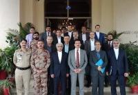 برگزاری دومین اجلاس کمیسیون عالی مرزی ایران و پاکستان