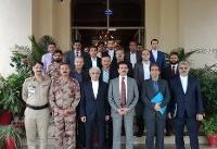 دومین اجلاس کمیسیون عالی مرزی ایران و پاکستان برگزار شد