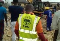 بیش از ۱۶ کشته و زخمی در پی ریزش ساختمانی در نیجریه