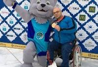 دومین مدال طلای وزنه برداری معلولان در قهرمانی جهان