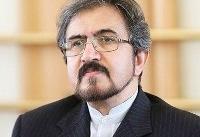بازدید بهرام قاسمی از نمایشگاه آثار هنرمند ایرانی در پاریس