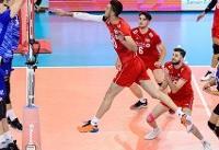 شکست جوانان والیبال ایران مقابل روسیه/ بازی مرگ و زندگی با چک