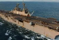 Closer to War: U.S. Troops Aboard Amphibious Assault Ship Force Down Iranian Drone
