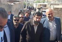 وجود ۹۵۰ واحد تخریبی به علت وقوع زلزله در مسجدسلیمان