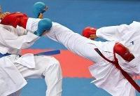 ۵ طلای آسیا در انتظار کاراته ایران/ تلاش ۶ کاراته کا برای مدال برنز
