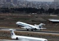 کاهش ۸.۴ درصدی تعداد پروازها/ تأخیرها در بهار ۹ درصد کاهش یافت