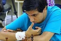 دومی شطرنجباز ایران در مسابقات استادی صربستان