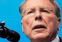 Ex-NRA Ad Firm: Um, Wayne LaPierre is Lying