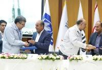 قرارداد داخلیسازی قطعات خودرو میان سایپا و قطعهسازان امضا شد
