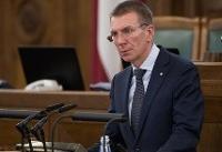 وزیر خارجه لتونی ادعا کرد: یک شهروند لتونیایی در نفتکش توقیف شده انگلیس بوده است