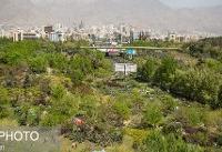 بهرهبرداری از ۸ بوستان فرامنطقهای تا اردیبهشت در تهران