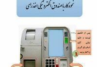 نحوه رایدهی الکترونیکی شهروندان در انتخابات روز جمعه شورایاریها