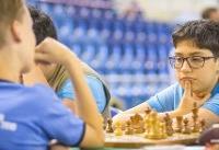 تساوی فیروزجا و غلامی در دور چهارم لیگ شطرنج ترکیه