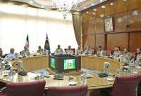 برگزاری جلسه هماندیشی فرماندهکل ارتش با مشاوران جوان
