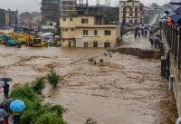 ۲۰ کشته در پی وقوع سیلاب در شمال هند