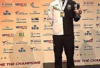 ناکامی بانوی کاراته کای گیلانی در مسابقات قهرمانی آسیا