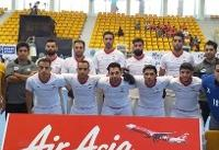 تیم ملی هاکی مردان ایران  قهرمان آسیا شد