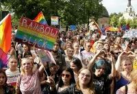 Polish Gay Pride marchers defy stone-throwing hooligans