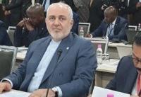 ظریف: سیاستهای آمریکا باعث وخیمتر شدن مساله فلسطین شده است