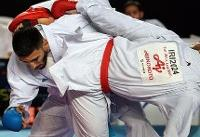 نایب قهرمانی کاراته ایران در آسیا