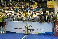 هفته طلایی برای ورزش استان سمنان/ ۵ مقام قهرمانی کسب شد