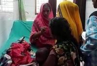 تولد نوزاد سه سر در هند! +تصاویر