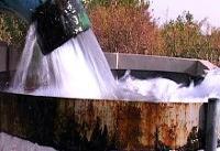 مصرف بیش از ۱۰ میلیارد مترمکعب آب در چاههای غیرمجاز کشاورزی
