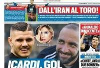 بیرانوند روی صفحه نخست روزنامه توتواسپورت ایتالیا (عکس)