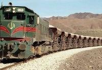 قطاری در محدوده اندیمشک از ریل خارج نشد