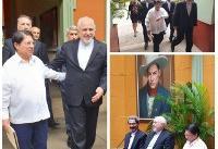 ظریف: ایران و نیکاراگوئه میتوانند همکاریهای جنوب - جنوب را در شرایط کنونی محقق کنند