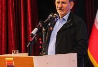 بازدید معاون اول رئیس جمهور از آزادراه همت-کرج