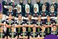 قهرمانی تیمهای ملی تکواندو نوجوانان ایران در آسیا