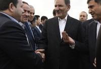 معاون اول رئیس جمهور وارد البرز شد