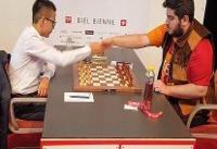 پیروزی مقصودلو برابر استاد بزرگ ازبکستانی در مسابقات شطرنج سوئیس