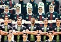نوجوانان ایران با اقتدار بر بام آسیا ایستادند