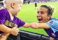زیباترین عکس فوتبالی جهان