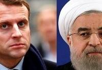 پیام روحانی به ماکرون رسید/ گفتگوی عراقچی و ماکرون درباره برجام