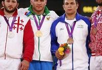 مدال طلای المپیک کمیل قاسمی در گرو تصمیم IOC