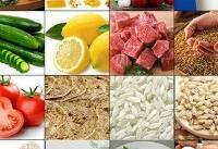 پژوهشها درباره روند مصرف مواد غذایی ایرانیان در سالهای اخیر