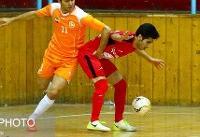 ستاره مس از جام باشگاههای فوتسال آسیا کنار گذاشته شد