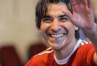 بازی با قطر برای پس گرفتن رکورد آقای گلی فوتسال جهان