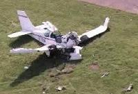 مرگ ۷ تن در حادثه سقوط هواپیما در کلمبیا
