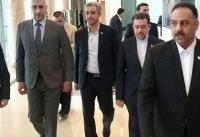 وزیر ورزش عراق به ایران سفر کرد