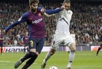 تاریخ مورد نظر بارسلونا و رئال مادرید برای ال کلاسیکو مشخص شد