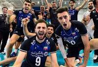استفاده از ترکیب «تکراری» واحتمال «پوکی استخوان» در والیبال ایران