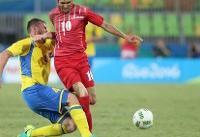 تیم ملی فوتبال ۷ نفره در رده پنجم جهان ایستاد