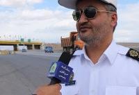 وقوع ۲ حادثه واژگونی خودرو در استان سمنان/ ۲ نفر جان باختند
