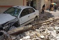 آمار مصدومان زلزله مسجد سلیمان به ۶۴ نفر رسید