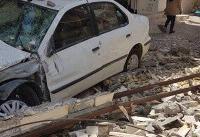 ویدئو / وضعیت مسجدسلیمان بعد از زلزله ۵.۷ ریشتری
